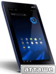Планшет Acer Iconia Tab A100 8Gb (XE.H6REN.015) 7/T250/1G/8G/BT/WiFi