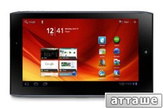 Планшет Acer Iconia Tab A100 8Gb (XE.H8MEN.009) 7/T250/1G/8G/BT/WiFi