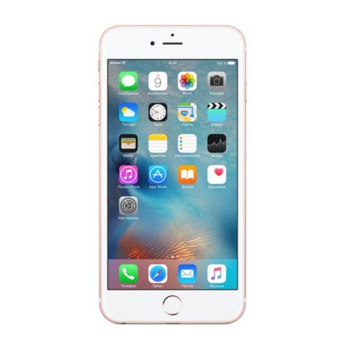 Смартфон Apple iPhone 6S Plus 64GB Rose Gold MKU92RU/A