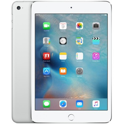 Планшет Apple iPad mini 4 Wi-Fi + Cellular 32GB серебристый MNWF2RU/A