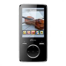 Плеер MP3 Ritmix RF-7650 4Gb black