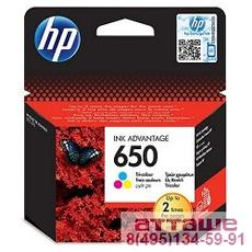 HP CZ102AE картридж №650, Color {DeskJet IA 2515/2516, Color}