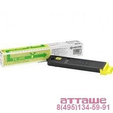 Kyocera-Mita TK-895Y Картридж, Yellow {FS-C8020MFP/C8025MFP/C8525MFP, Yellow,  (6 000стр.)}