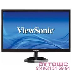 "LCD ViewSonic 21.5"" VA2261-2 черный {TN LED 1920x1080 5ms 16:9 600:1 200cd 90гр/65гр D-Sub DVI}"