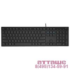 DELL KB216 [580-ADGR] Keyboard, black, USB
