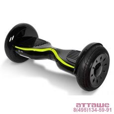 "Гироскутер Cactus CS-GYROCYCLE_SUV2_BK/YL 10.5"" 4000mAh желтый/черный"